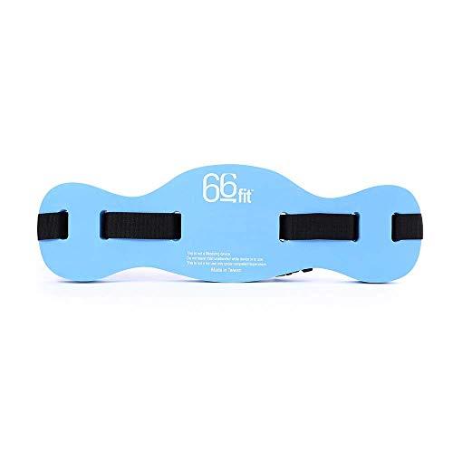 66fit Limited 66 Fit Aqua Buoyancy - Accesorio para Fitness acuático, Color Azul, Talla S