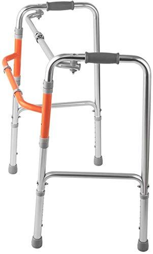 FEE-ZC Allzweck-Roller, leicht, faltbar, ohne Räder, für Erwachsene Senioren, höhenverstellbar für Kurze, durchschnittliche und hohe Personen