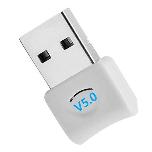 Precauti Ordenador USB Bluetooth Adaptador 5.0USB Escritorio inalámbrico WiFi Receptor de Audio Transmisor Dongle para PC de la computadora