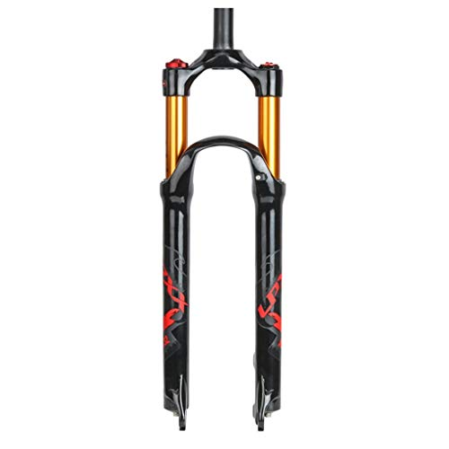 MTB Front Suspension Forks Replacement Bike Air Shock Aluminium Alloy Fork 2627529 100mm Travel