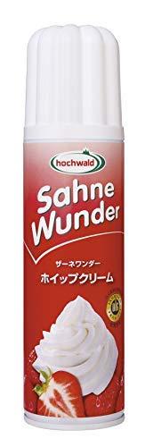 SKWイーストアジア ザーネワンダーホイップクリーム 250ml ×2個【入り数2】