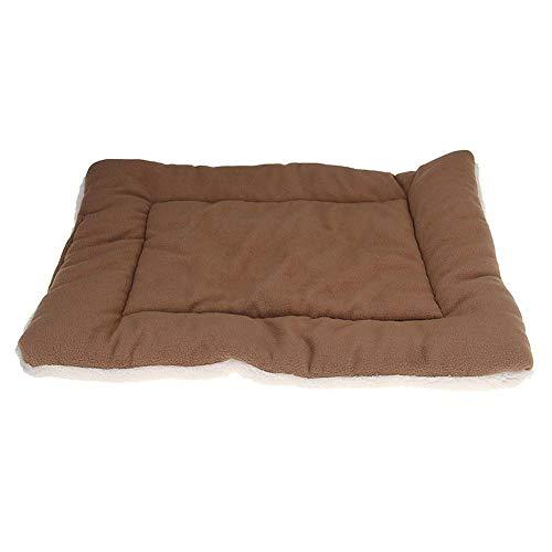 AIMERKUP Matratze für Haustierbett, Klimaanlage, Sommer-Käfigkissen für Haustiere