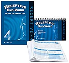 Receptive One-Word Picture Vocabulary Test–Fourth Edition (ROWPVT-4)