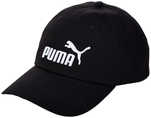PUMA Gorra ESS, Negro, OSFA, 052919...