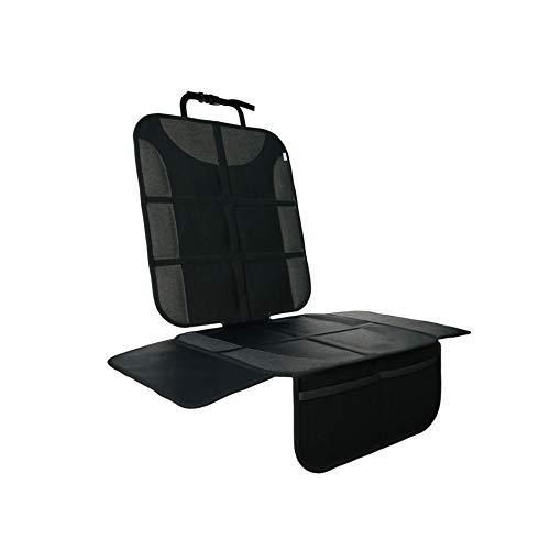 Autositzschoner Kindersitzunterlage Premium Autositzauflage Kindersitz - Schutzunterlage ISOFIX geeignet rutschfest wasserdicht | Unterlage Auto Sitzschoner Kinder Autositz Sitzauflage Autositzschutz