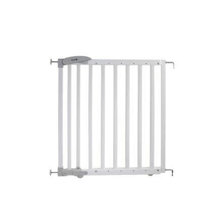 Safety 1st Barrière de Porte/Escalier Dual Install Extending Wood Blanc 6 à 24 Mois