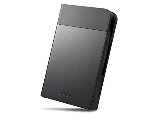 Buffalo HD-PZF2.0U3B-EU 2 TB MiniStation Extreme USB 3.0 HDD - Schwarz