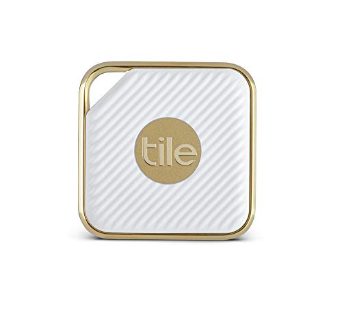 Tile EC-11001 Style - Key Finder. Phone Finder. Anything Finder (Gold) - 1-pack