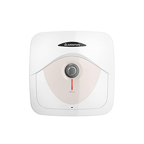 Ariston 3100852 Calentador eléctrico, Realavel, 10 Litri-Sopralavello