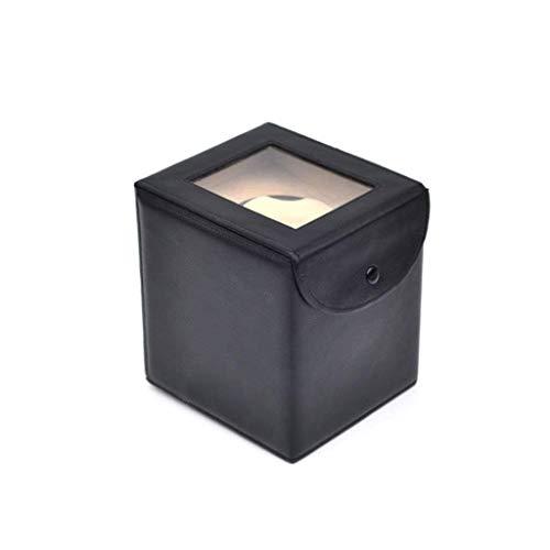 YXZQ Caja giratoria para relojes, mesa de mezcla, caja de cambiador, caja...