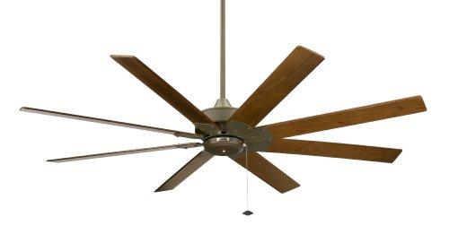 Fanimation FP7910OB ventilador de techo Levon, bronce antiguo, ideal para espacios grandes