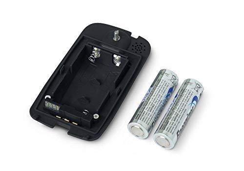 TwoNav - Adaptateur Piles pour GPS Anima + | plus grande Autonomie - Compartiment Pile AA - fixation Solide - Alternative à la Batterie - Accessoire Anima + - Couleur Noir