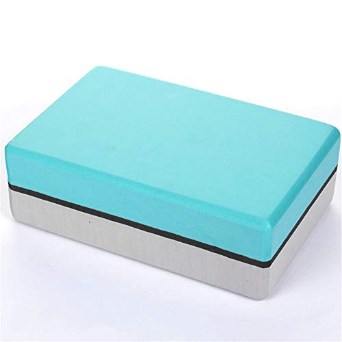 New JXYNB Yoga Brick,11111cm,Moisture Resistant High Density Foam Brick, Provides Stability and Ba...