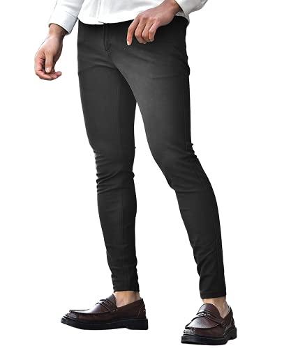 [JOKER Select(ジョーカーセレクト)]スーパーストレッチスキニーパンツ RUBIK ルービック 究極 ストレスフリー S ブラック