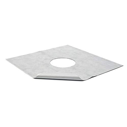 Dichtungsfolie Hydroisolationsfolie klebend f Boden, Duschabläufe 50x50cm 391/3