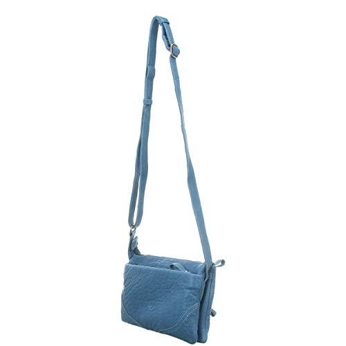 voi leather design Accessoires Taschen 30445 POOL blau 701078