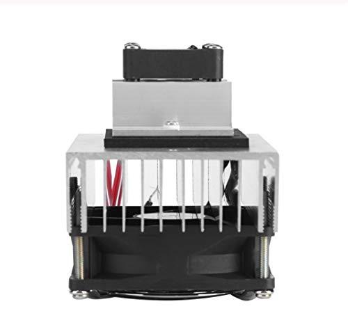 sin FXF-bxpj, Kit de bricolaje Semiconductor Termoeléctrico Peltier Refrigeración Sistema de Refrigeración Mini Aire Acondicionado DC 12V