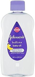 就寝オイルラベンダー300ミリリットル (Johnson's Baby) (x 2) - Johnson's Baby Bedtime Oil Lavender 300ml (Pack of 2) [並行輸入品]