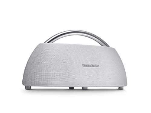 Harman Kardon Go+Play Mini 2 - Portable Bluetooth Speaker - White