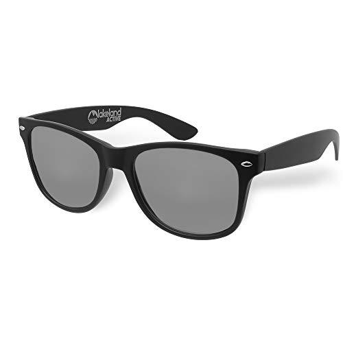 Lakeland Active Keswick Classic Polarized Sunglasses - Matte Bl