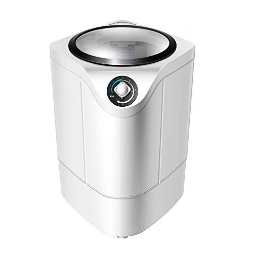 Flashing Lights Elution One Mini-wasmachine, 4,8 kg, halfautomatisch, met dehydrat, gezond, droger, waspoeder