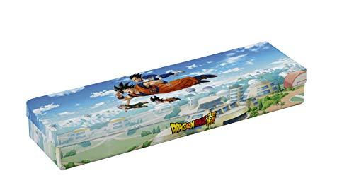 astuccio scuola elementare dragonball Clairefontaine 812806C – Astuccio Dragon Ball Super formato 21 x 5 x 3 cm