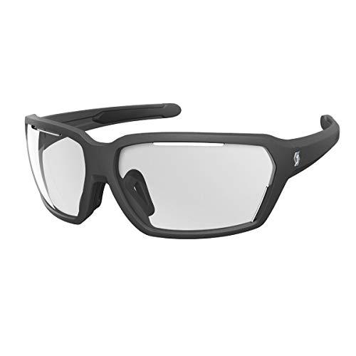 Scott Vector Fahrrad Brille schwarz/klar