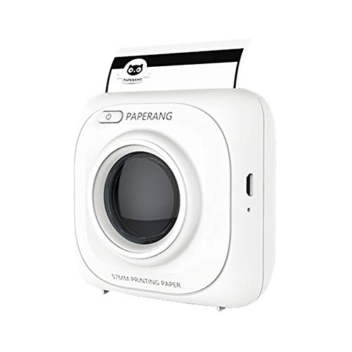 PAPERANG P1 caliente mini impresora instantánea del teléfono móvil inalámbrica