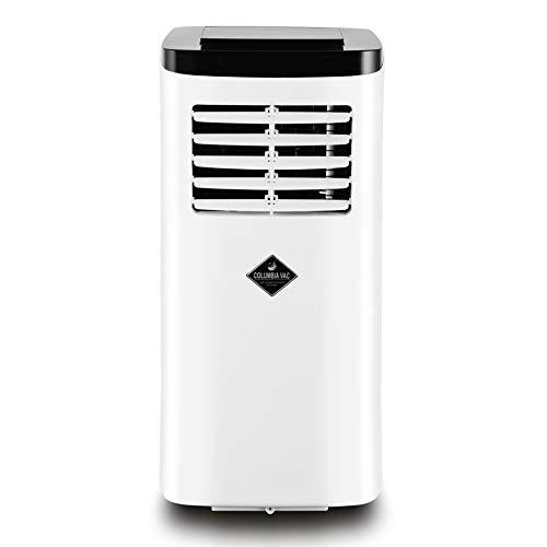 Eldom - KLC7000 draagbare airconditioner met koeling, ventilator, luchtontvochtiger 7.000 BTU/h, gas R290, wit