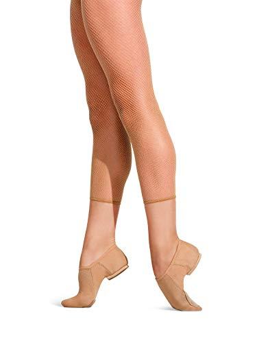 Capezio Crop Studio Fishnet Tight Panty voor dames