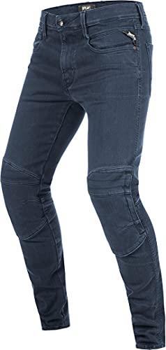 Replay Motorrad Jeans Motorradhose Motorradjeans Brake Jeanshose blau 34/30, Herren, Chopper/Cruiser, Ganzjährig