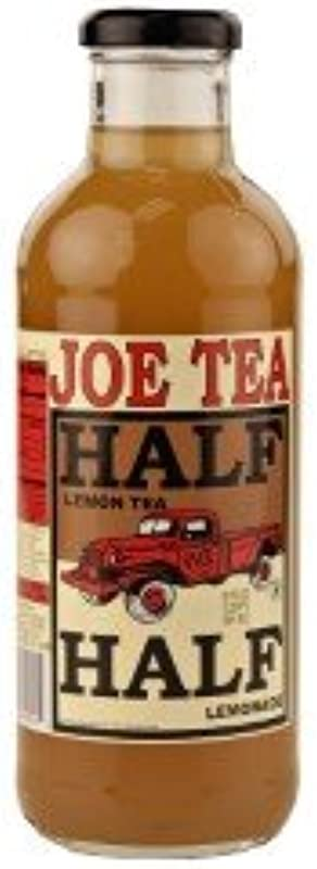 Joe Tea Half Half Tea 20 Oz 12 Bottles