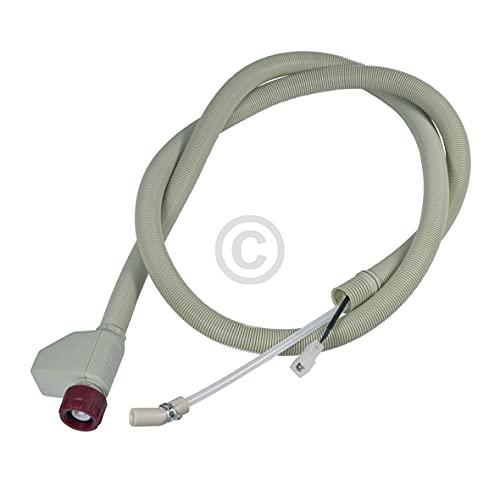 DL-pro Aquastop - Manguera de entrada de 2,19 m para Beko 1760360100 Whirlpool 481253029201 Aquastop manguera con parada de agua para lavavajillas DSN DDN DFN