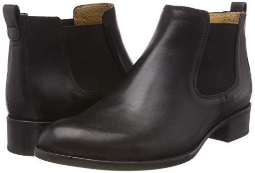 Gabor Shoes Damen Fashion Chelsea Boots, Schwarz - 7