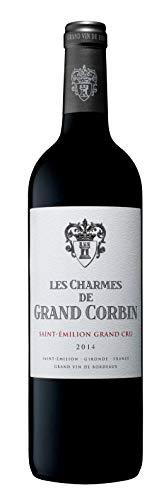 Les Charmes de Grand Corbin - AOP Saint Emilion Grand Cru - Vin Rouge - Millésime 2014 - 75cl