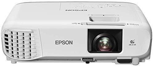 "Epson EB-X39 Video - Proyector (3500 lúmenes ANSI, 3LCD, XGA (1024x768), 15000:1, 4:3, 762 - 7620 mm (30 - 300\""))"