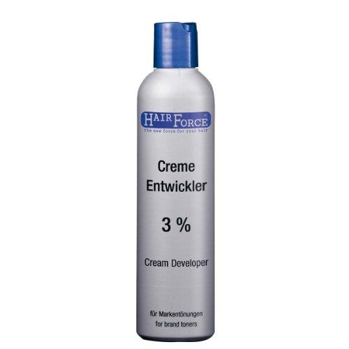 Hairforce Creme Entwickler 3 % 250 ml
