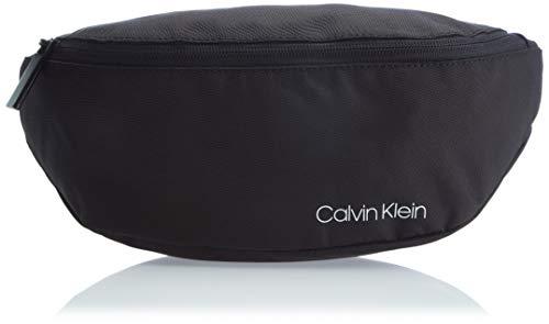 Calvin Klein Jeans Item Story, WAISTBAG Storia Articoli Uomo, Nero, Large