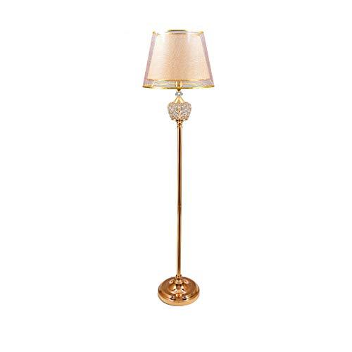 WPLDD Ins Wind vloerlamp bedlamp bedlampje staande lamp glas dubbel scherm totale hoogte 155 cm