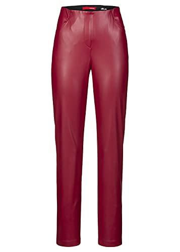 Stehmann Loli3-740 Pocket Pantaln, Rojo Oscuro (Sun Dried Tomato), 48 para Mujer