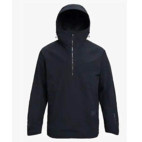 Burton AK Gore-TEX Velocity Anorak Jacke 2019 True Black, M