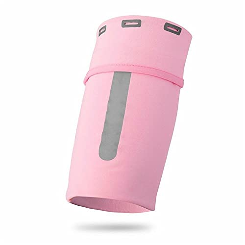 xmk2021888 Riñonera Ejecución del teléfono móvil Bolsa de brazo Deportes Teléfono móvil Bolso Bolsa de cinturón a prueba de agua Cubierta protectora para correr Adecuado para todo tipo de teléfonos mó