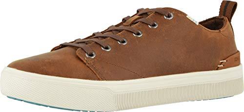 TOMS - Mens Trvl Lite Low Sneaker, Size: 10.5 D(M) US, Color: Brushwood Leather