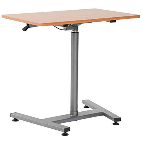 NBVCX Lebensdekoration Rednerpult Lernvortrag Arbeit Podium Stehender Computer-Tisch für Home-Office-Podien (Farbe: Silber Größe: Einheitsgröße)
