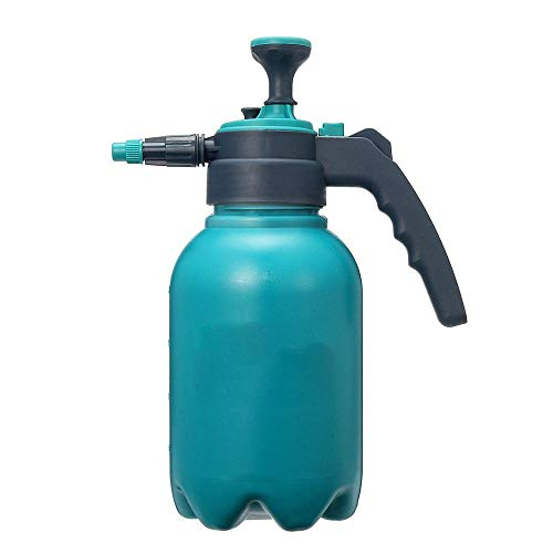 Feixunfan Vaporisateur Vaporisateur Portable 2.0L Jardin Handheld Pulvérisateur Outil Chimique Pulvérisateur Pompe Renfoncement Pression pour l'eau d'huile Essentielle (Color : Blue, Size : 2L)