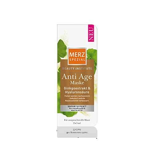 MERZ Spezial Beauty Institute Anti-Age Maske 10 ml Gesichtsmaske