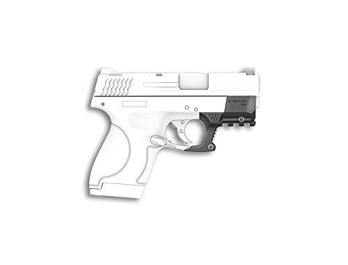 Universal Brushes Waffenreinigungsset für Cal .38 .357 9mm Pistol and Revolver