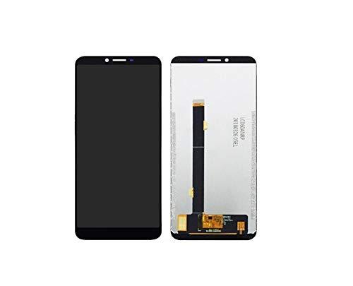 Noir Full Display LCD + Touch Ecran 5.99 inch pour Cubot X18 Plus