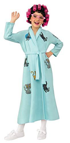Rubie's Opus Collection Child's Crazy Cat Lady Costume, Medium