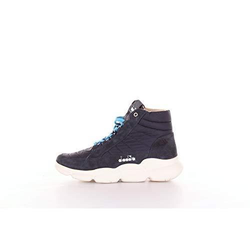 Diadora Heritage, Uomo, Boot H, Suede/Nylon, Boots, Blu, 42 EU